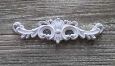 Reich verziertes Ornament für Möbel und Wand