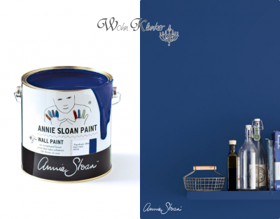 Wall Paint - Wandfarbe von Annie Sloan - Napoleonic Blue