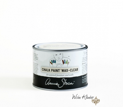 Wachs clear,  Chalk Paint  Annie Sloan