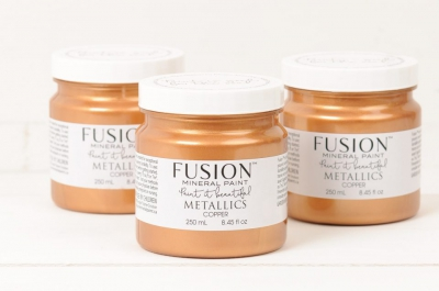 Fusion Mineral Paint - Metallic - Copper