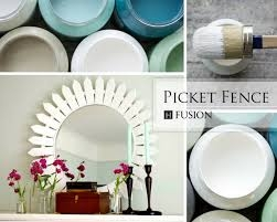 Fusion Mineral Paint - Picket Fence