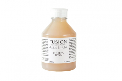 Fusion Mineral Paint -  Pouring Resin 500ml
