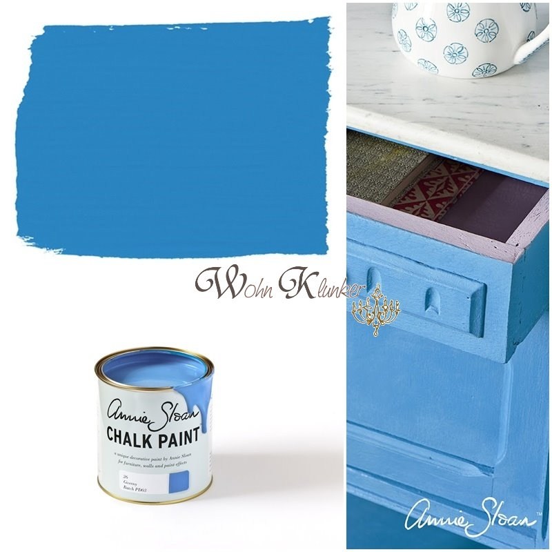 chalk paint kreidefarbe annie sloan giverny. Black Bedroom Furniture Sets. Home Design Ideas