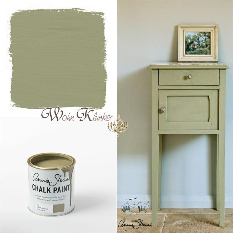 Chalk Paint - Kreidefarben von Annie Sloan kaufen