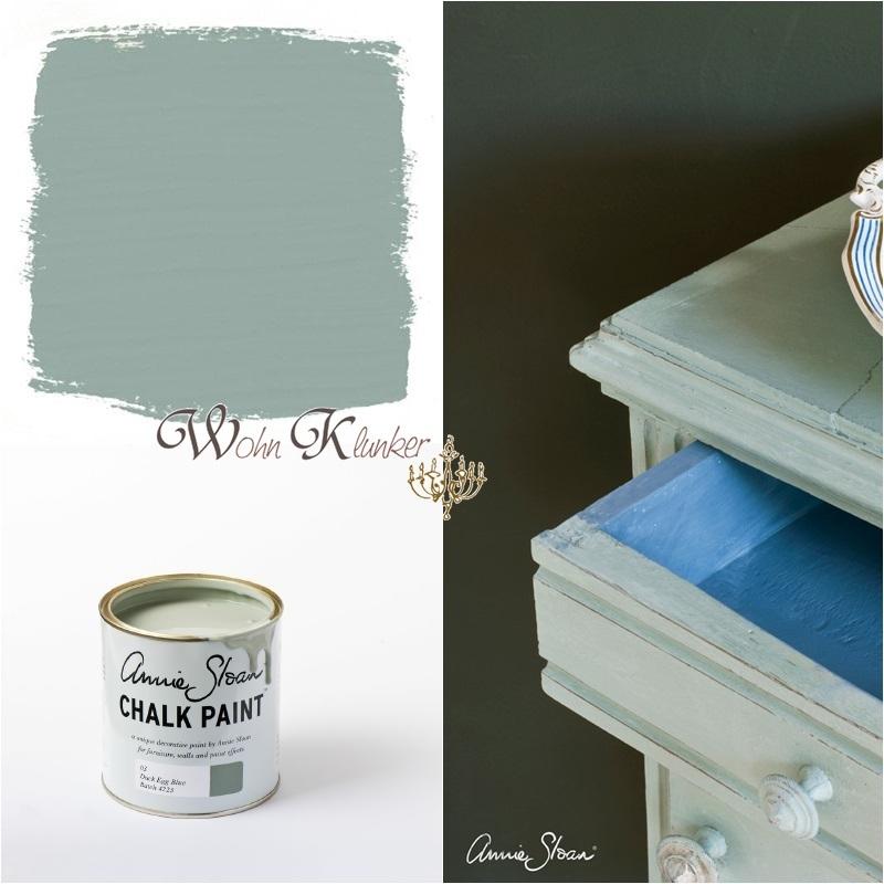 Annie Sloan Chalk - Duck Egg Blue