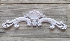 Großes Ornament für Möbel oder Wand