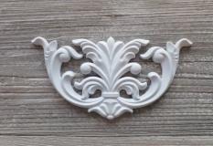 Ausdruckstarkes großes Ornament ideal auch für Ecken