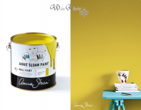 Wall Paint - Wandfarbe von Annie Sloan - English Yellow