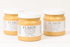 Fusion Mineral Paint - Metallic - Pale Gold