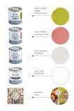 Annie Sloan Chalk Paint, die Kreidefarbe aus England - Firle