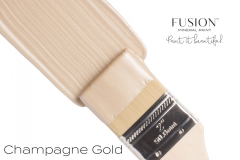 Fusion Mineral Paint - Metalic - Champagne Gold - Limitiert