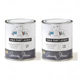 Annie Sloan Chalk Paint Klarlack matt und glänzend