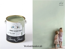 Wall Paint - Wandfarbe von Annie Sloan -  Duck Egg Blue