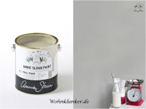 Wall Paint - Wandfarbe von Annie Sloan  -  Paris Grey