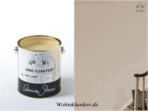Wall Paint - Wandfarbe von Annie Sloan  -  Old Ochre