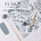 Fusion Mineral Paint - Paisley