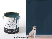 Wall Paint - Wandfarbe von Annie Sloan  -  Aubusson