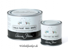 Wachs white, Chalk Paint Annie Sloan