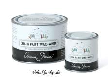 Wachs white, Chalk Paint Annie Sloan