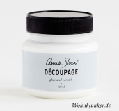 Decopage Leim, Annie Sloan Chalk Paint 125ml