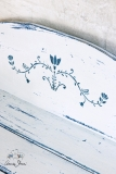 Stencil Schablone - Annie Sloan Chalk Paint *Freya* A3