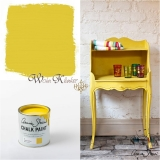 Annie Sloan Chalk Paint die Kreidefarbe  - English Yellow