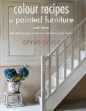 Colour recipes for painted Furniture - Annie Sloan Chalk Paint