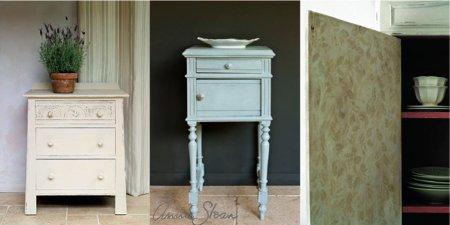 Verarbeitungsinformationen Chalk Paint Farben - Annie Sloan